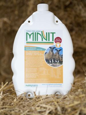 Minvit with copper product image